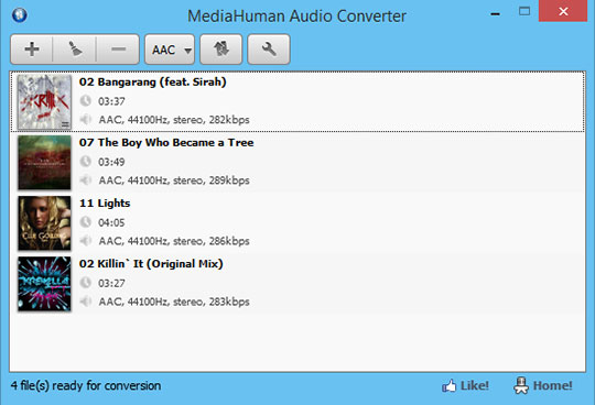 Top 10 Audio Converters 2017 to Convert Audio Files of Any Types